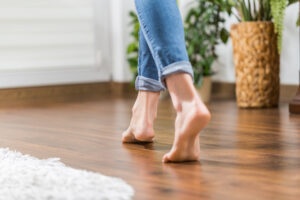Hvilket type elgulvvarme skal anvendes til de forskellige gulvtyper?